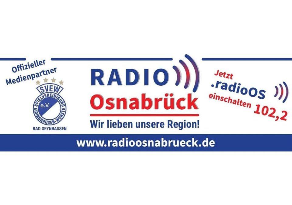 Neuer Sponsor: Radio Osnabrück
