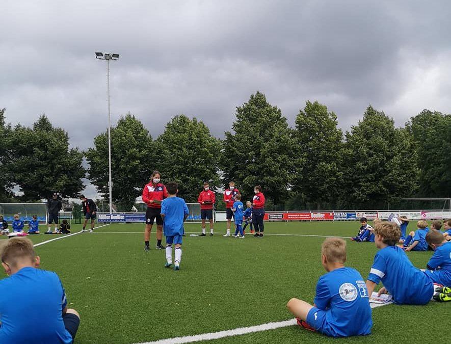Rückblick auf die Arminia Fußballschule