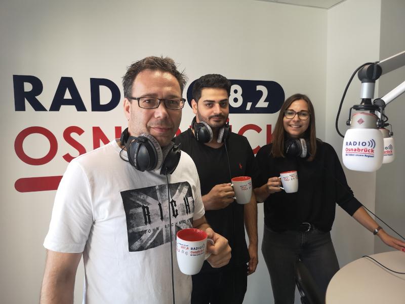 SVEW beim Radio Osnabrück